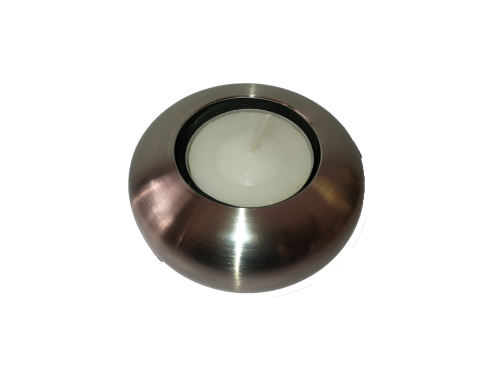 Stainless Steel Lite Candle Holder
