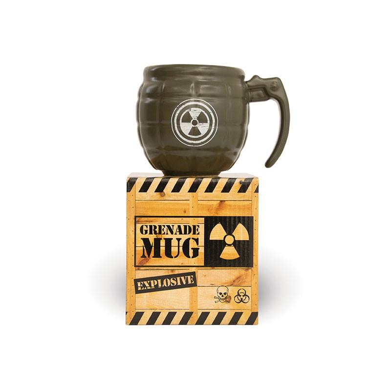 Fizz Creations Grenade Mug