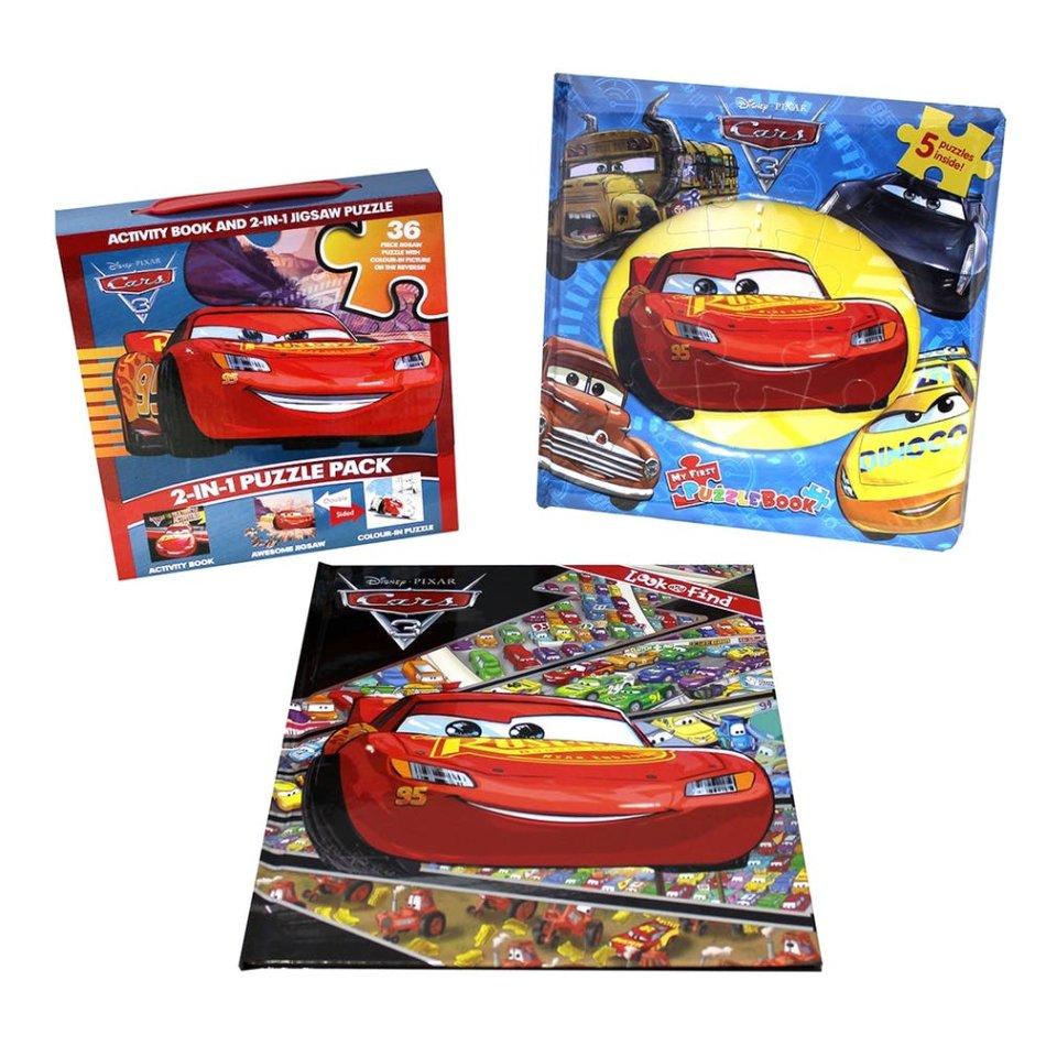 Cars 3 Activity Bundle