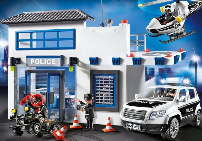 Playmobil Limited Edition Police Station Starter Set