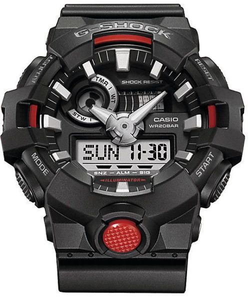 Casio G-Shock GA700-1A
