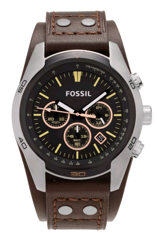 Fossil Men's Coachman CH2891