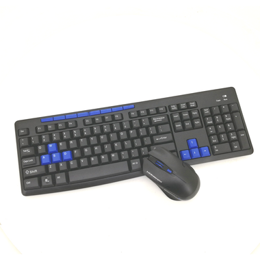 USB Wireless Keyboard and Mouse Combo