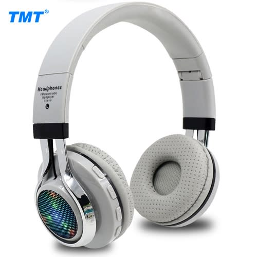 Wireless Bluetooth Headphones with Lights Model STN-18