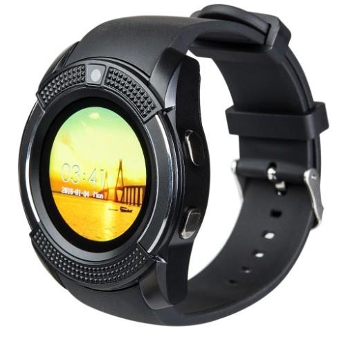 V8 Smartphone Touch Screen Bluetooth Smart Watch