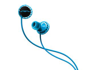 Sol Republic Sport Single Button Earphones Blue