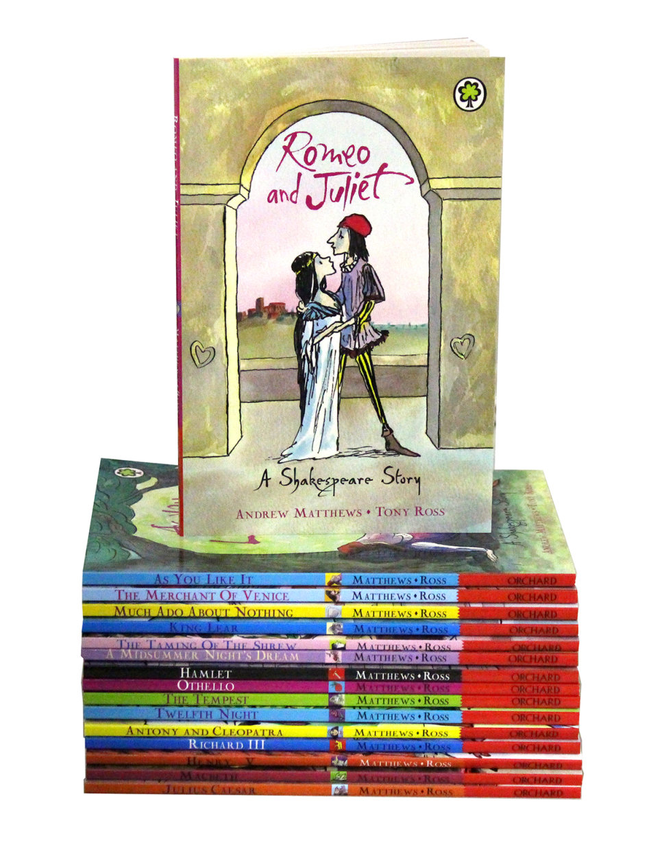 Shakespeare Children Stories Collection