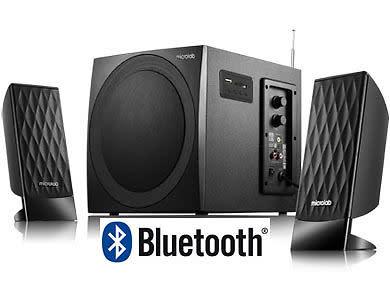 Microlab Just Listen Bluetooth Speakers