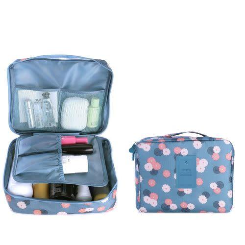 Toiletry Cosmetic Case Vanity Storage Organiser
