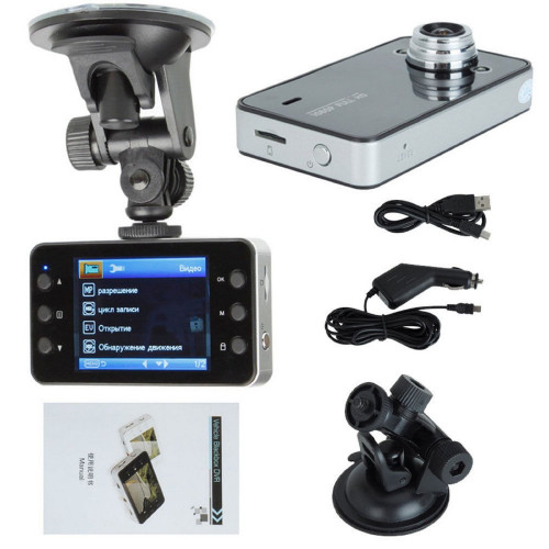 HD 1080P Vehicle Camcoder DVR