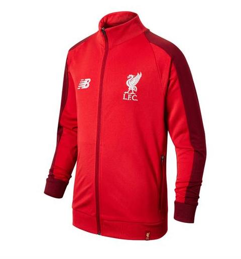 Liverpool Official Presentation Jacket 2018/19