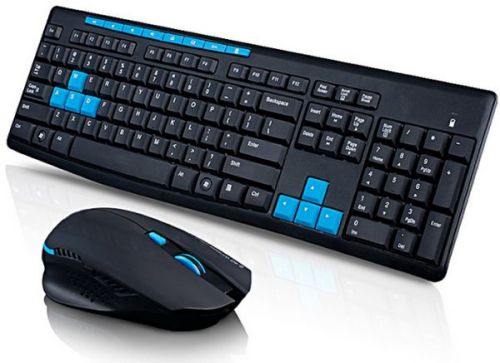 Wireless Gaming Mouse & Keyboard