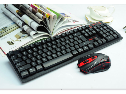 Gaming Mouse & Keyboard Set