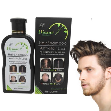 Anti Hair Loss Shampoo & Oil Combo