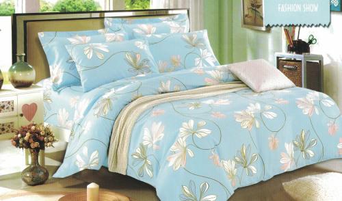Duvet Cover Sets - 6 Piece - Printed Cotton - Premium Range