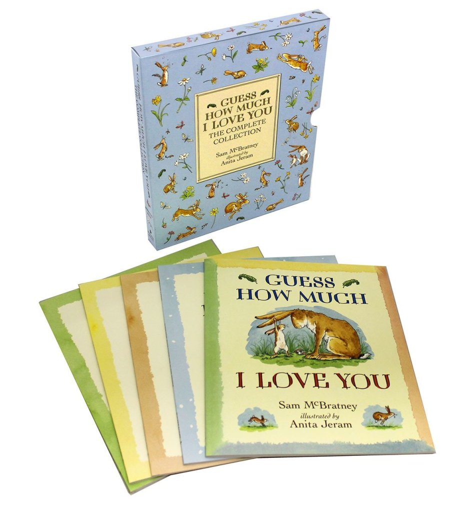 Guess How Much I love you Complete Collection Box Set