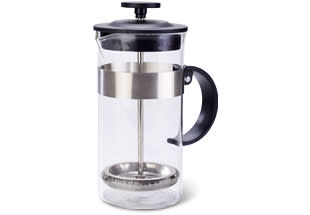 350ML Glass Coffee Plunger