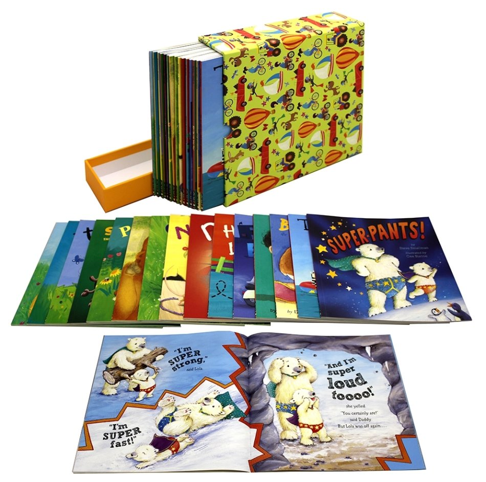 My Big Box of Busy Stories Collection Set of 15