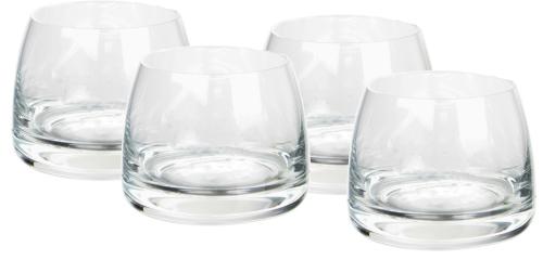 4 Piece Whisky Glasses Set
