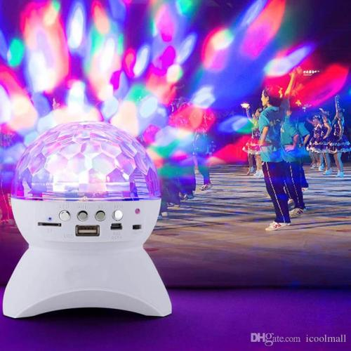Bluetooth Disco Ball