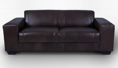 CoriCraft Terry Leather 3 Seater Sofa