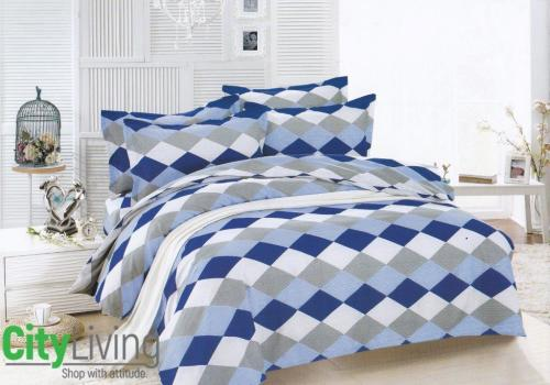 Duvet Cover Set - 6 Piece - Microfiber - Economical Range