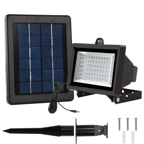 Solar Flood lights Outdoor Landscape Lighting