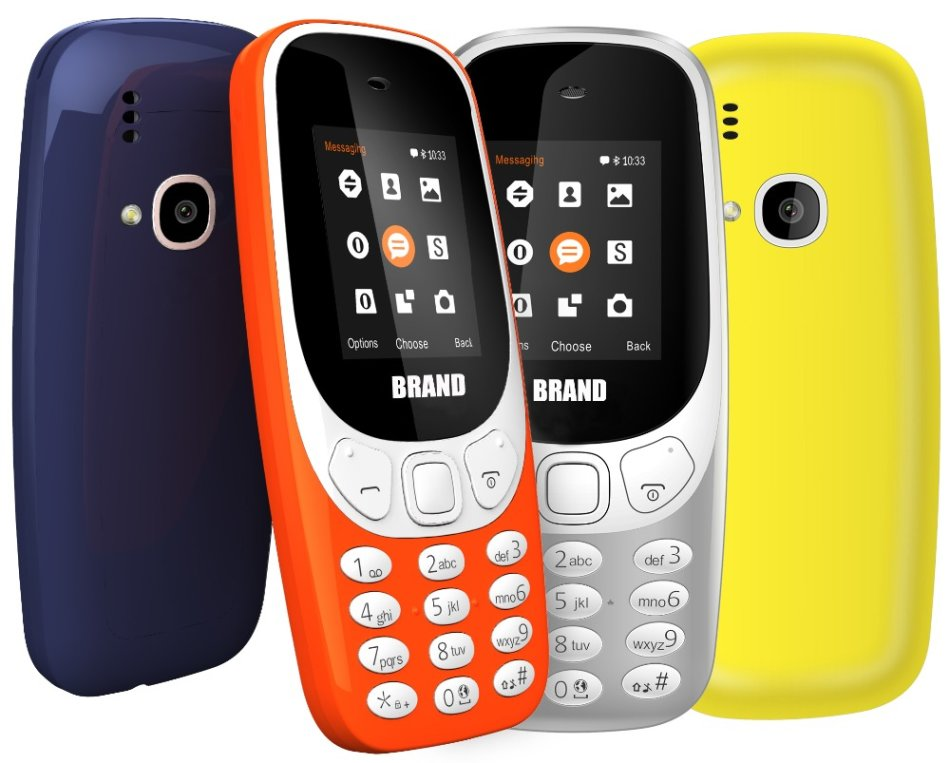 Soloking 3310 Phone - 2 Colours