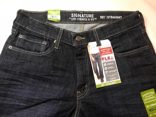 Levis Signature Jeans Straight fit