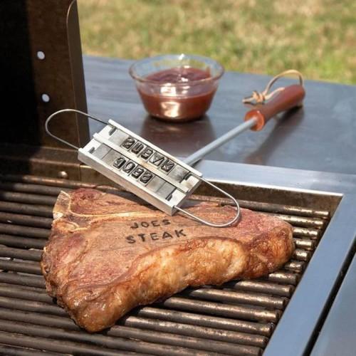BBQ Branding Stamp
