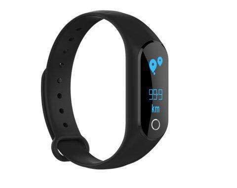 CoBand K4 OLED Display Smartband and Fitness Tracker
