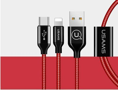 USAMS US - SJ162 Fast Charging Data Cable
