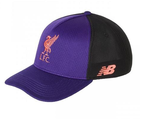 Liverpool Official Flat Peak Cap