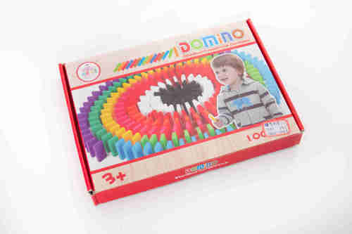 100 Pieces Domino Standard Competitive Dominoes
