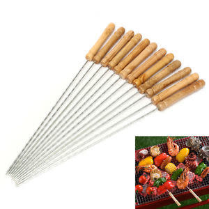 Braai Time 12 Piece Skewers Set