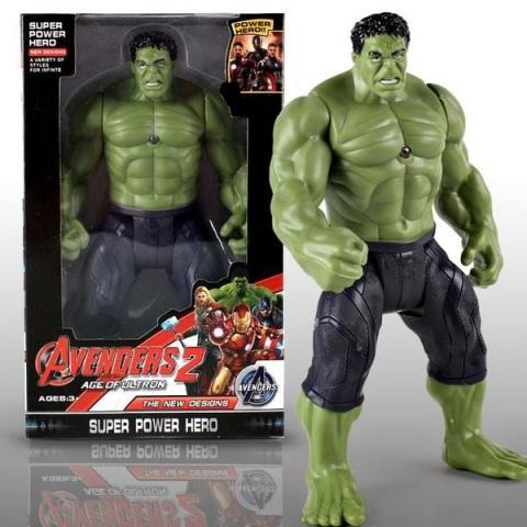 The Hulk Avengers Action Figure