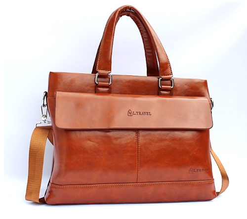Large Capacity Briefcase Bag - 2 colours