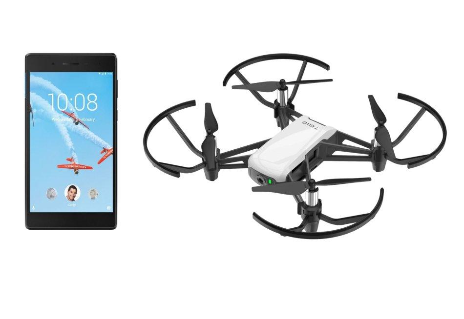 Lenovo TAB 4 & DJI Tello Drone Bundle