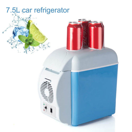 Portable Mini Car Fridge Freezer
