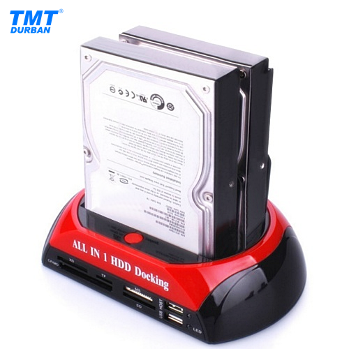 All in 1 HDD Docking Station for 2.5