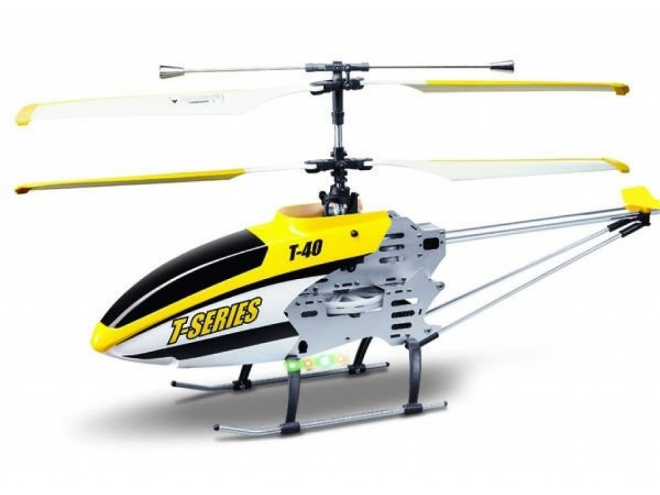 MJX T640C Helicopter With HD Camera