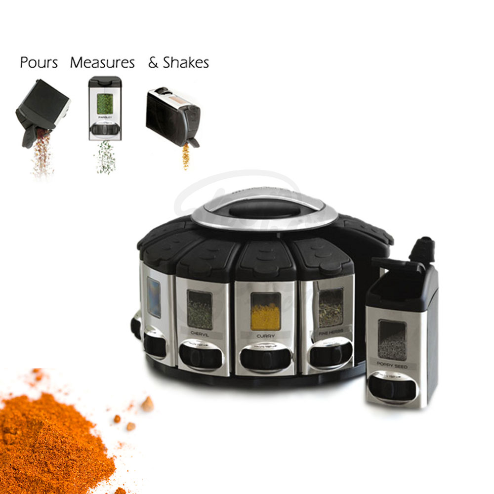 Select a Spice Auto Measure Carousel