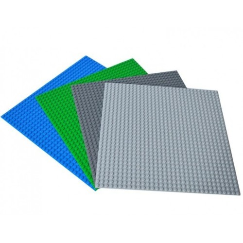 Lego Compatible Base Plates 25.5 x 25.5 cm