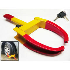 Wheel Clamp - Wheel Lock