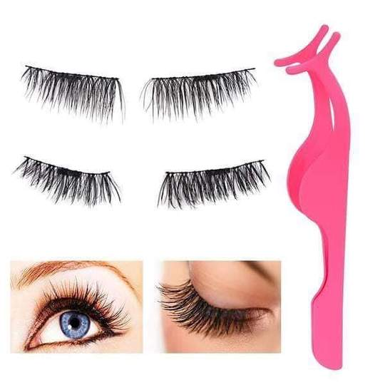 3 Second Magnetic Eyelashes