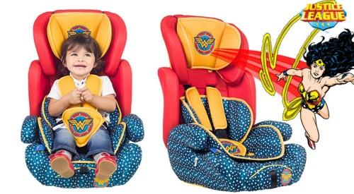 Wonder Woman Baby Kids Car Seat