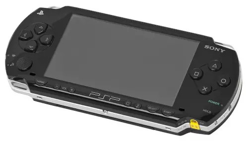 Sony PlayStation Portable Console & Carry Case (PSP-1000)