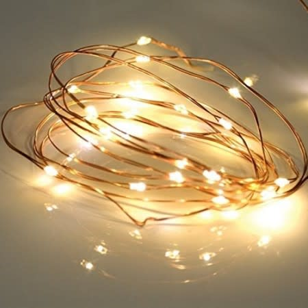 Copper Firefly Wire Fairy Lights