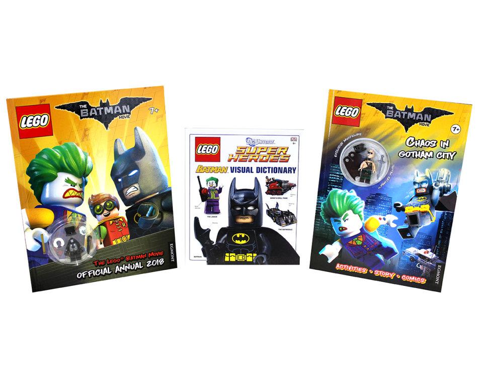 LEGO Batman Official Annual Bundle
