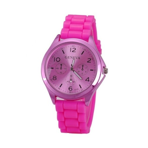 Fashion Watch - Geneva Watch - Silicon Watch